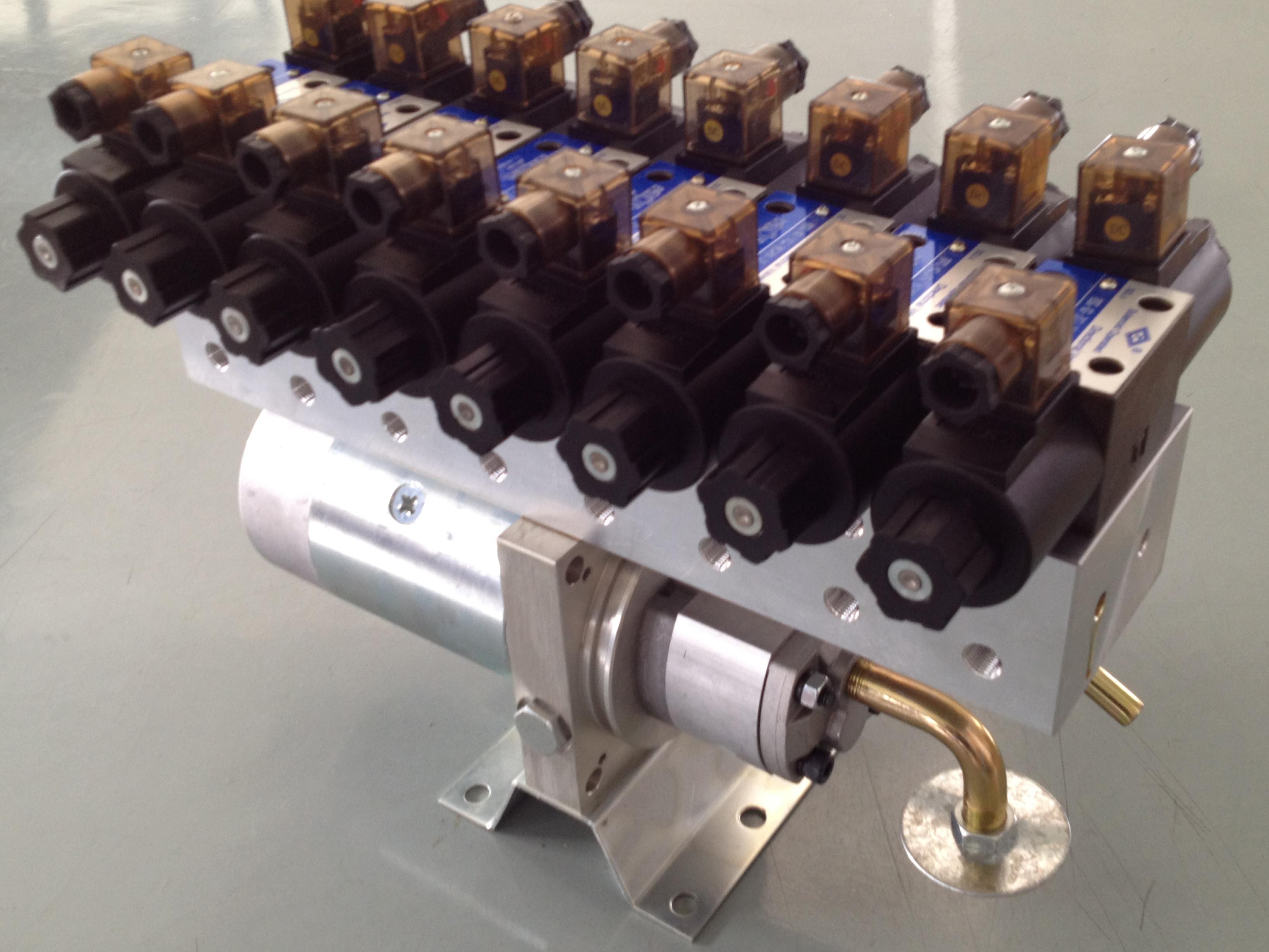China best Mini Hydraulische Machtspakken op verkoop