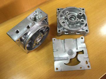 Het enige Hydraulische Diverse Blok van het Acteren Gietende Aluminium voor Machtspak