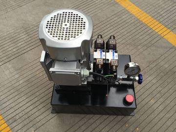 Liftlijst AC 380V de Enige Eenheid van de Acteren Hydraulische Macht met Vierkante Staaltank