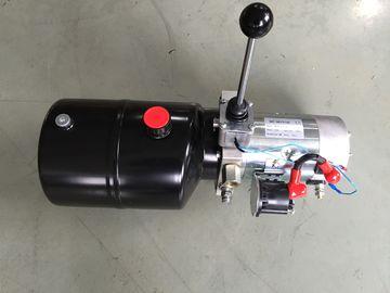 Vorkheftruck de Enige Pakken van de Acteren Mini12vdc Hydraulische Macht met Staaltank
